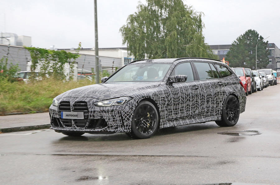 2022 bmw m3 touring new images show off hot estate  autocar