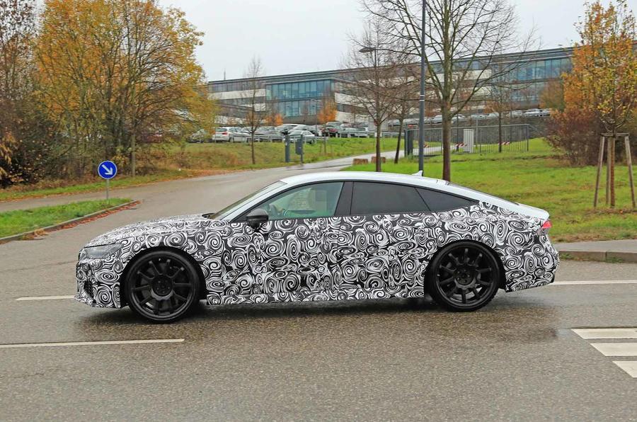 New 2019 Audi Rs7 Sportback To Break 600bhp Barrier Autocar