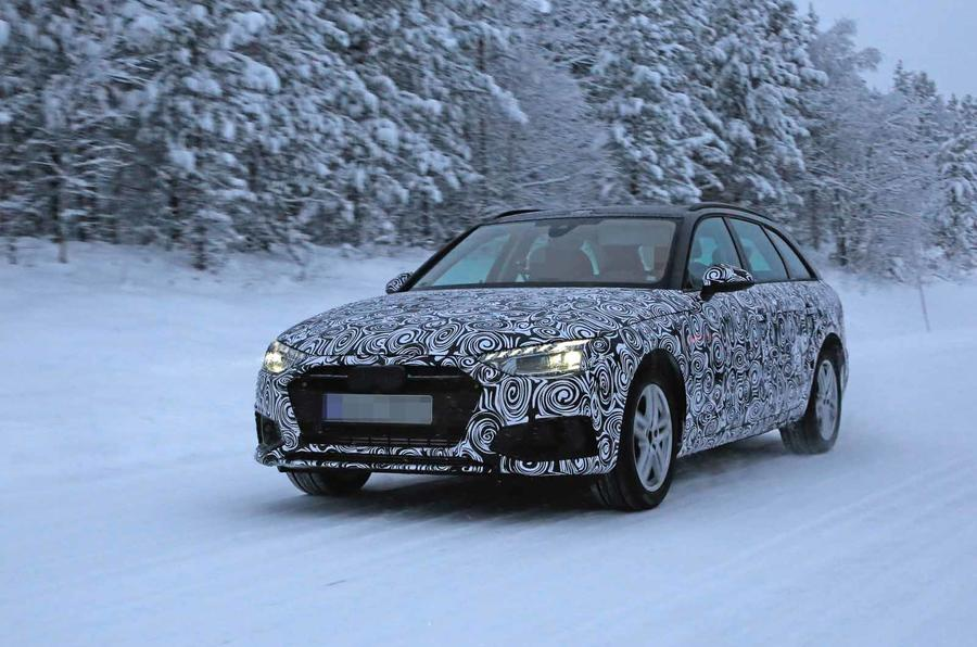Audi Preparing Bigger A4 And A4 Avant Update For 2020 Autocar