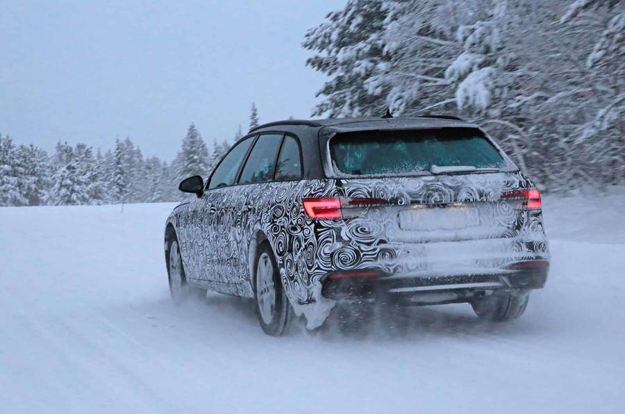 2020 Audi A4 Family Getting A Proper Facelift After All Video