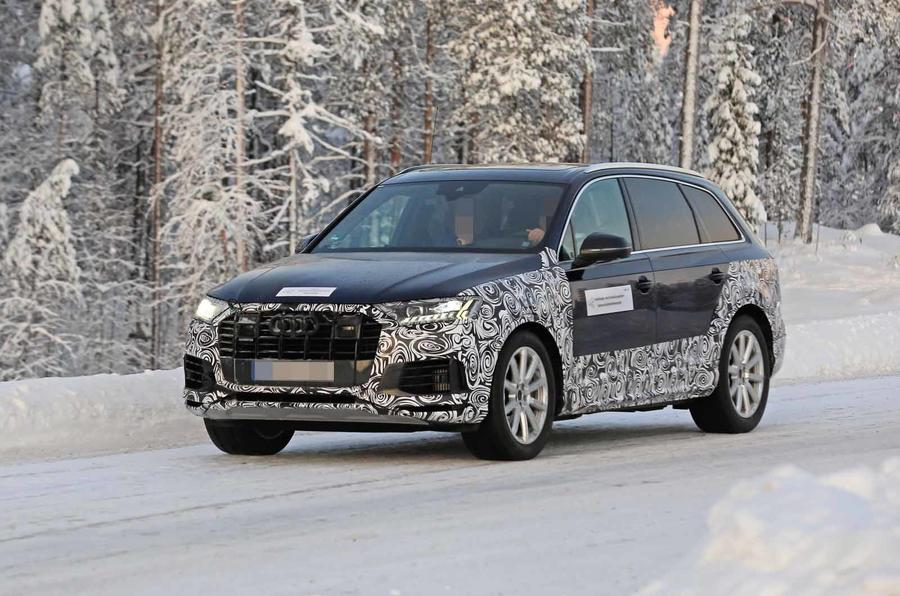 Audi Q7 2019 facelift to bring new tech and greater efficiency | Autocar
