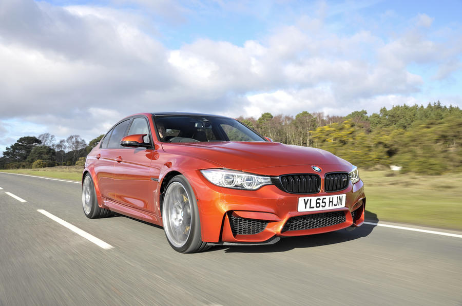 £59,595 BMW M3 Competition Pack