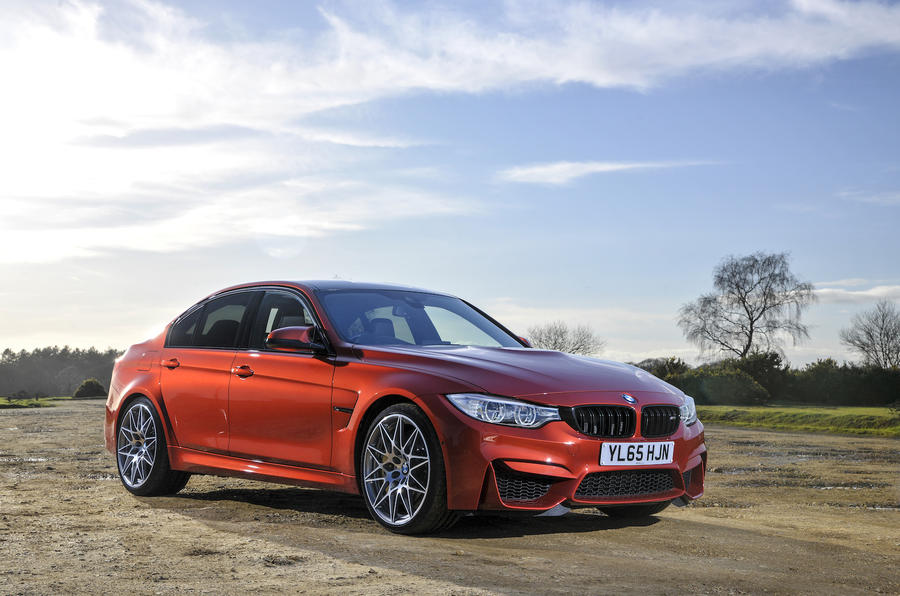 4.5 star BMW M3 Competition Pack