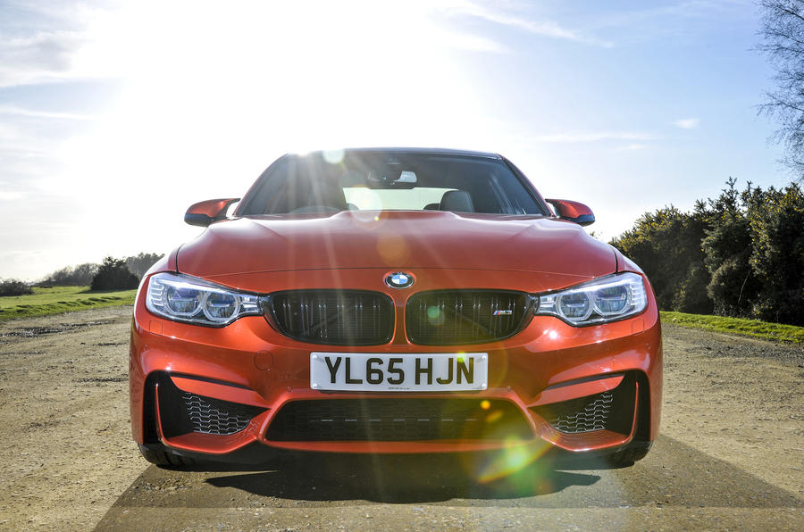 BMW M3 Competition Pack front