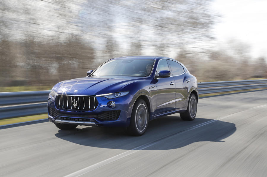 2016 maserati levante review autocar