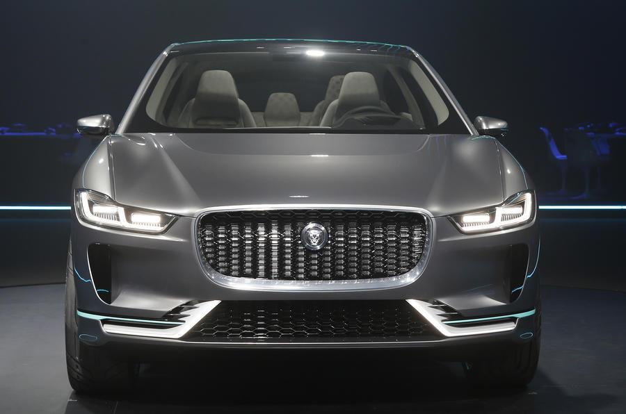 Nissan Los Angeles >> 2018 Jaguar I-Pace electric SUV revealed - plus exclusive Autocar images | Autocar