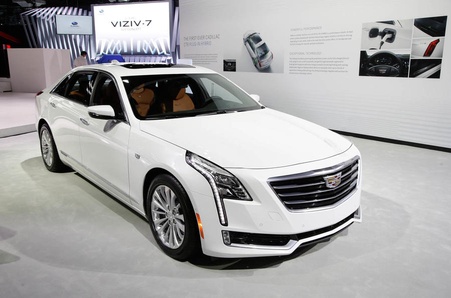 supposed wasn be a hybrid plug in tech to cadillac t the review
