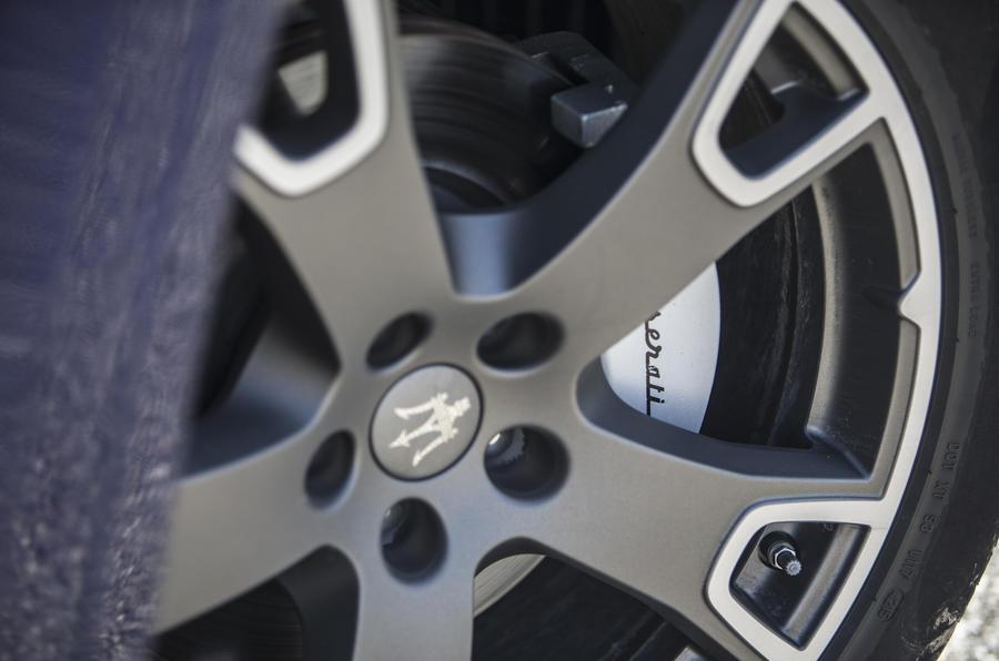 Maserati Levante alloy wheels