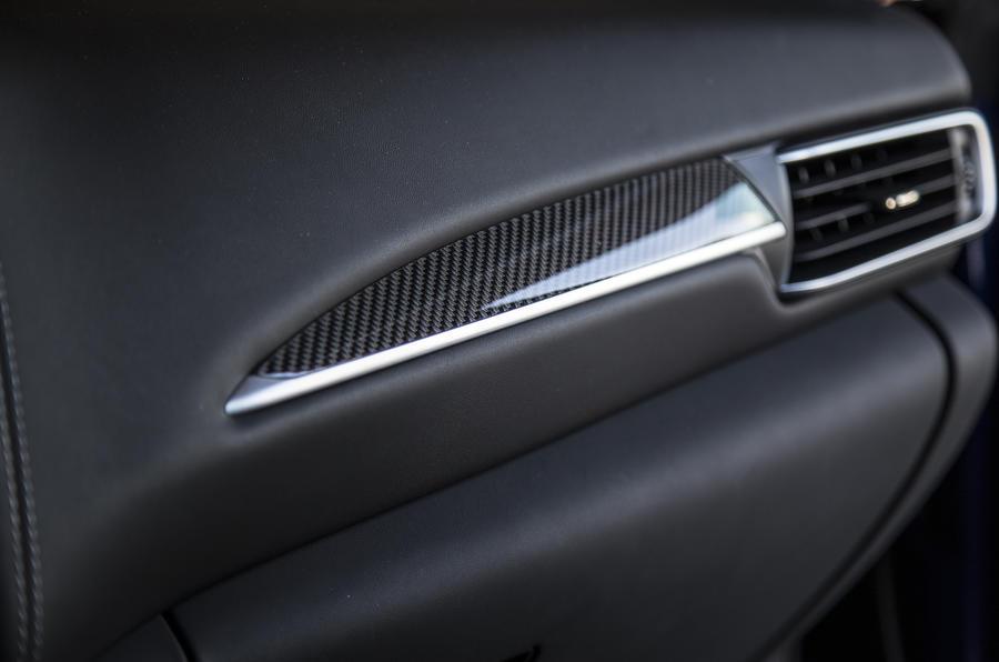 Maserati Levante air vent