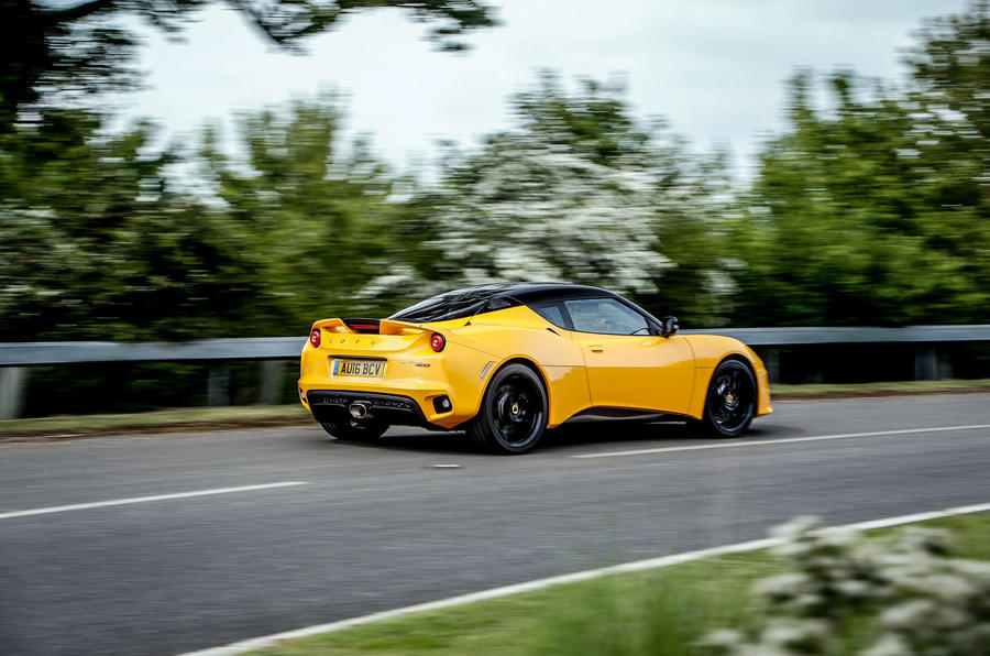Lotus Evora 400 long-term test review: the benefits of a