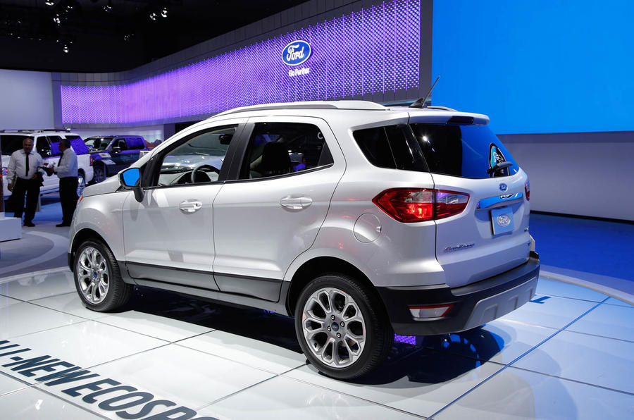 Image Result For Ford Ecosport Fuel Economy