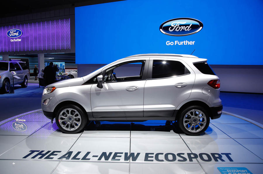 Image Result For Ford Ecosport Jump Start