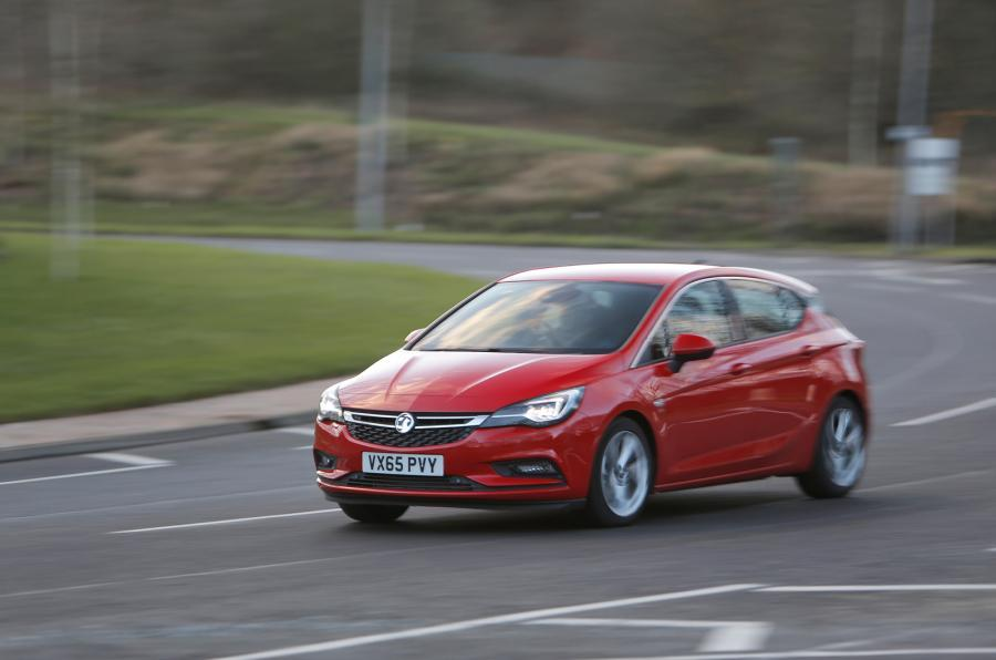 Vauxhall Astra long-term test review: its first service