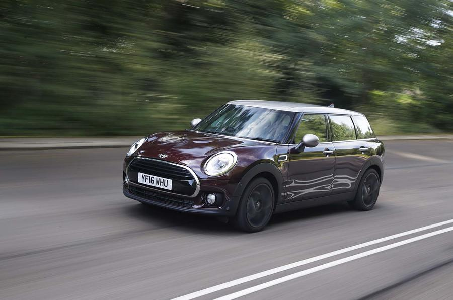 mini clubman long term test review first report autocar. Black Bedroom Furniture Sets. Home Design Ideas