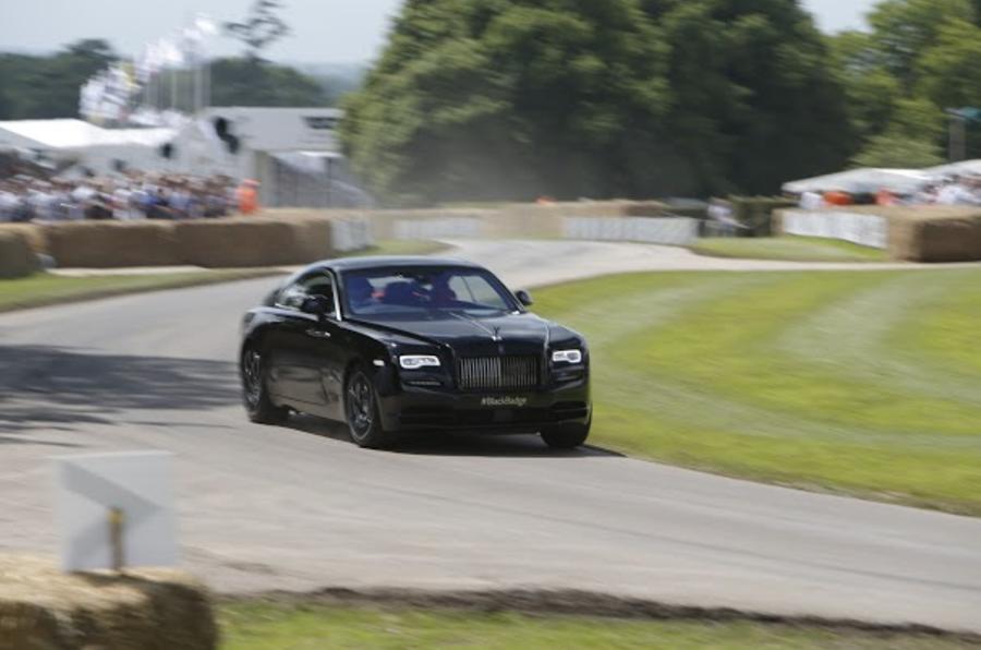 Rolls-Royce Goodwood Festival of Speed
