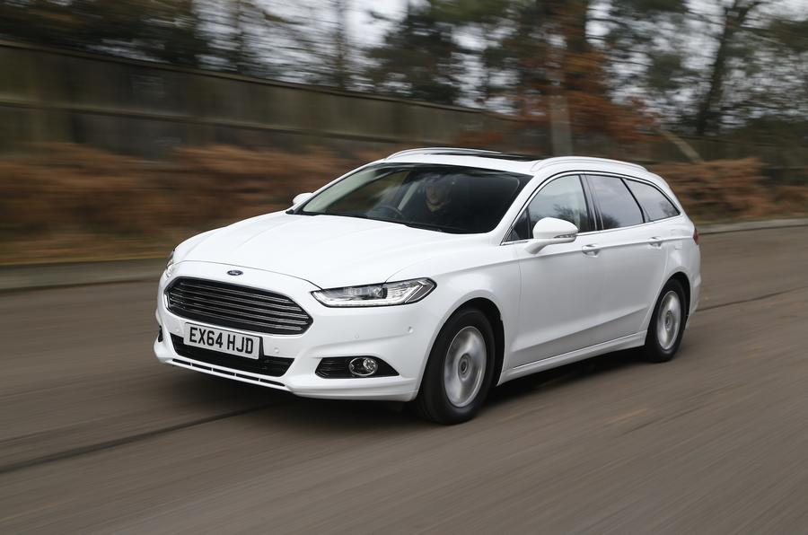 Ford Mondeo 2015 White >> 2015 Ford Mondeo Estate 1 6 Tdci Zetec Review Review Autocar