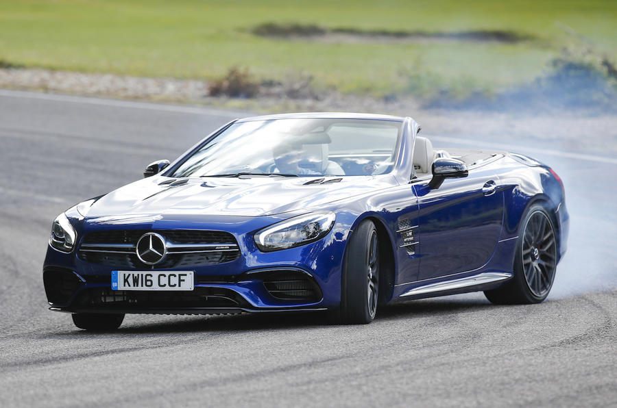 2016 mercedes amg sl 63 uk review autocar. Black Bedroom Furniture Sets. Home Design Ideas