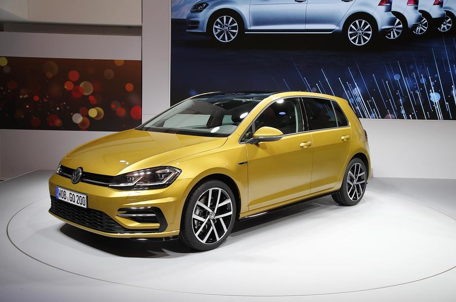 2017 volkswagen golf prices revealed autocar. Black Bedroom Furniture Sets. Home Design Ideas