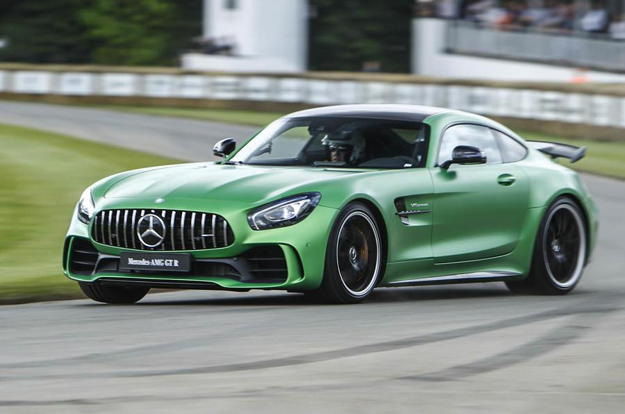 Mercedes Amg Gt R Revealed Autocar