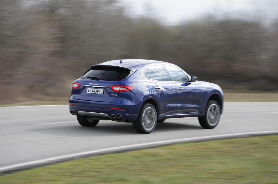 £55,000 Maserati Levante