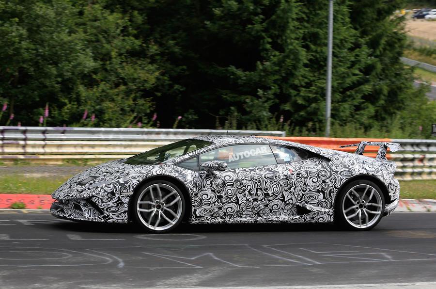 2017 Lamborghini Huracán Superleggera