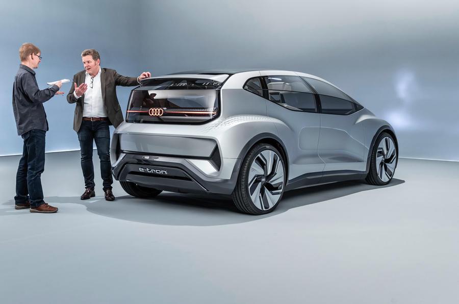 2019 - [Audi] AI:me E-Tron / AI:Trail Quattro _ts44233