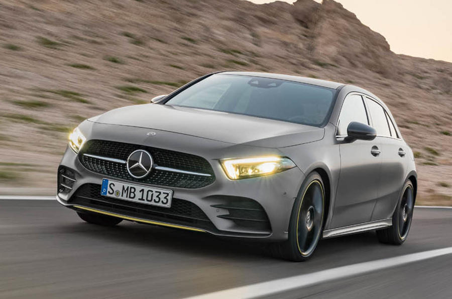 2018 Mercedes Benz A Class Starting Price Confirmed As 25 800
