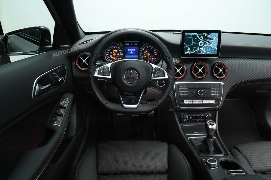 2015 Mercedes Benz A Class Pictures Details And On Sale