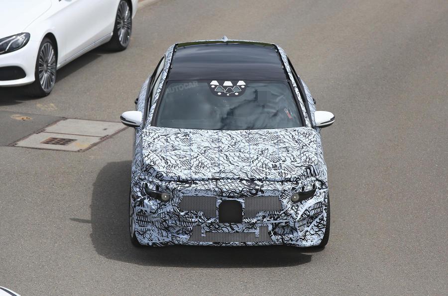 Mercedes-Benz A-class prototype