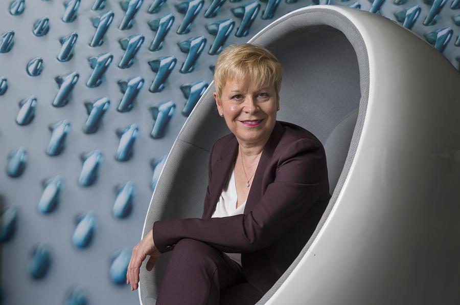 Linda Jackson tops Autocar Great British Women list