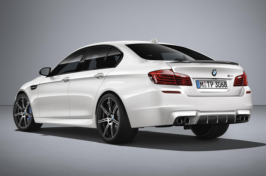 Bmw M5 Competition Edition Ups Power For F10 Farewell