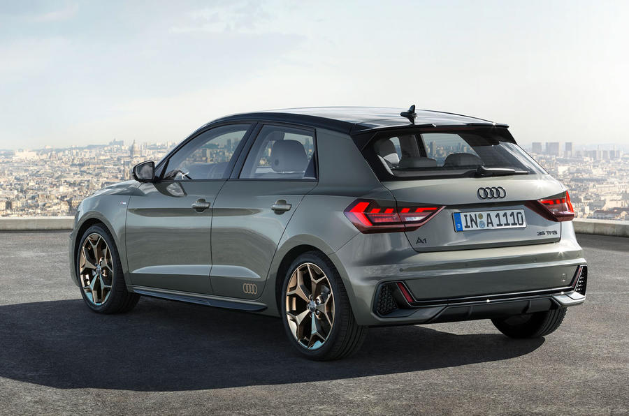 Audi A1 New Model >> 2018 Audi A1 makes first public appearance at Paris motor show | Autocar