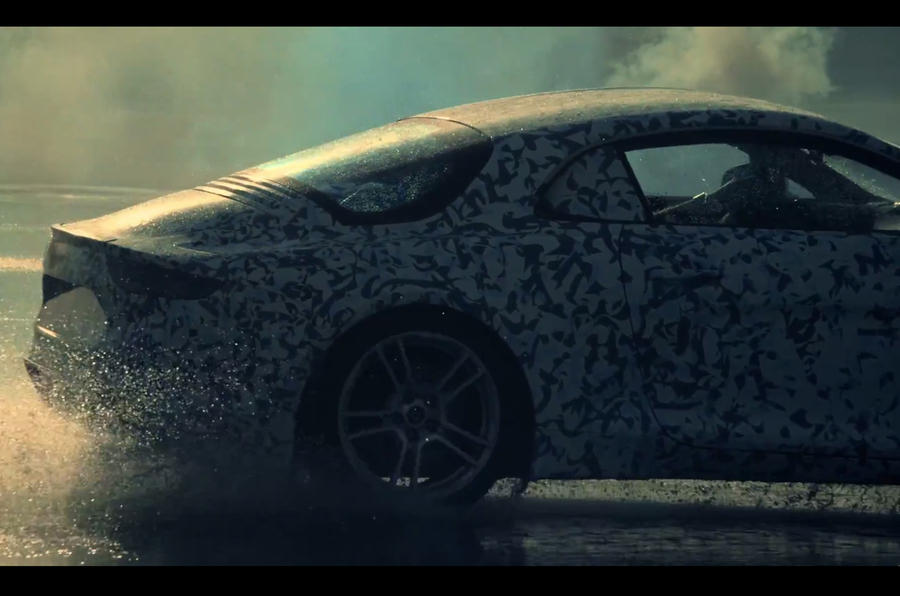 Alpine A120 leaked on video