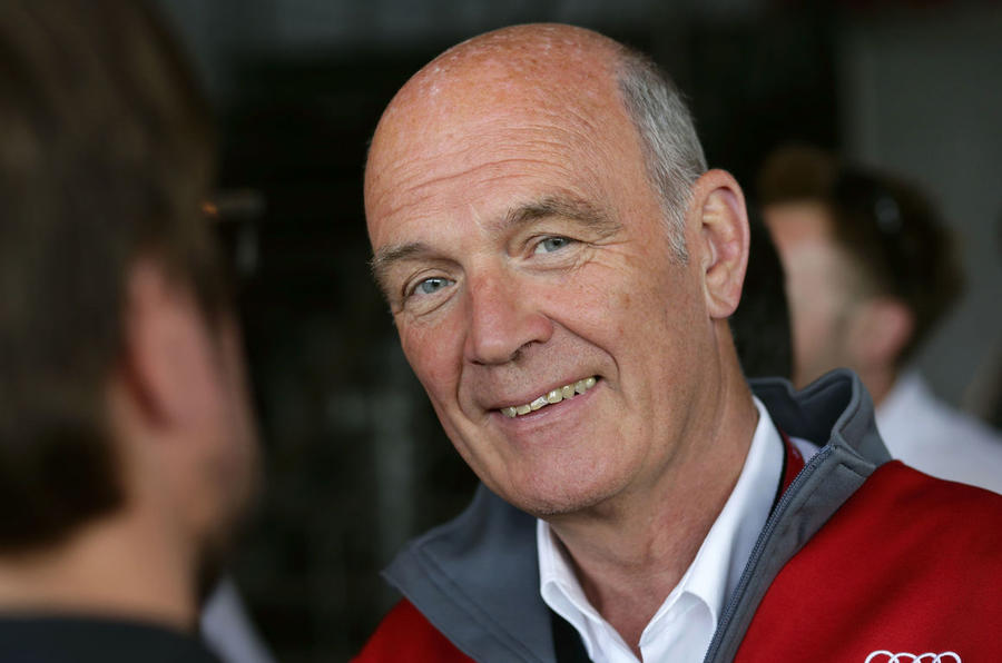 Audi Sport appoints Wolfgang Ullrich as new motorsport boss
