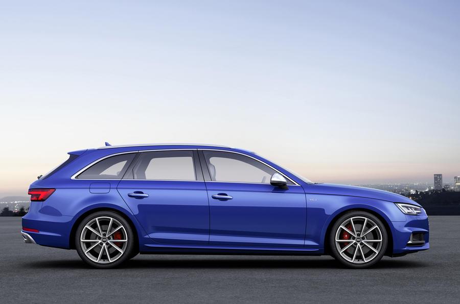 2016 Audi S4 Avant Revealed Autocar