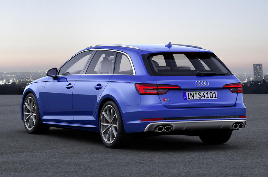2016 audi s4 avant revealed autocar. Black Bedroom Furniture Sets. Home Design Ideas