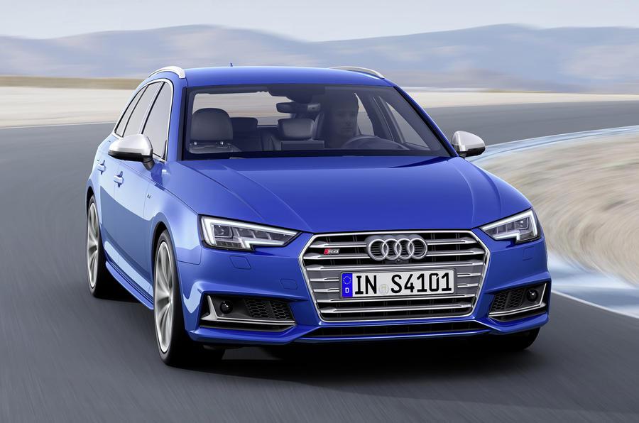 Audi S4 Avant revealed
