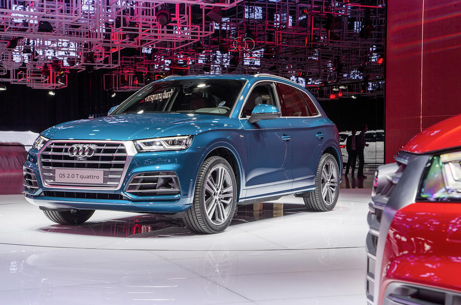 New Audi Q5 Costs From 37 170 Autocar
