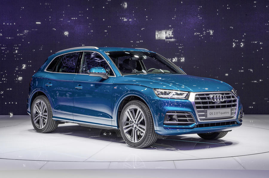 New Audi Q5 Costs From 163 37 170 Autocar