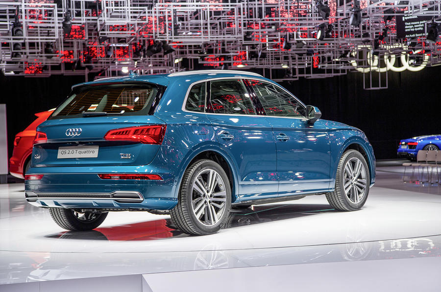 New Audi Q5 costs from £37,170 | Autocar