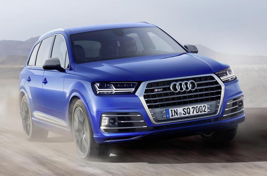 Audi SQ7 revealed