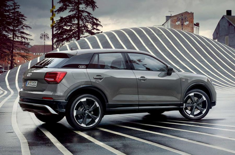 Audi Q2 Edition 1 Limited Run Model On Sale This