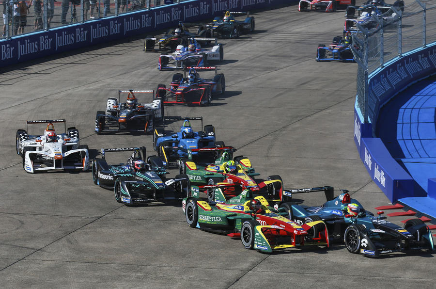 Opinion: Formula E - good, clean fun?