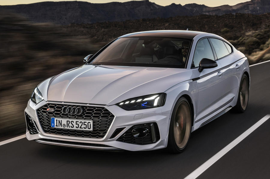 2020 Audi RS5