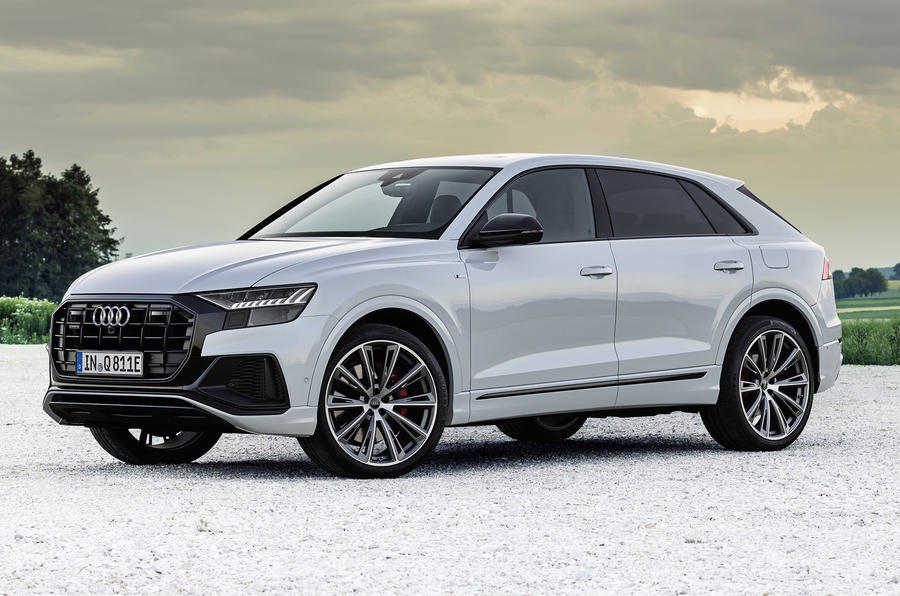 2020 Audi Q8 Competition 60 TFSI e