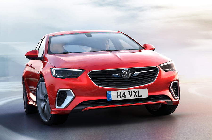 252bhp Vauxhall Insignia GSi launched with torque vectoring tech