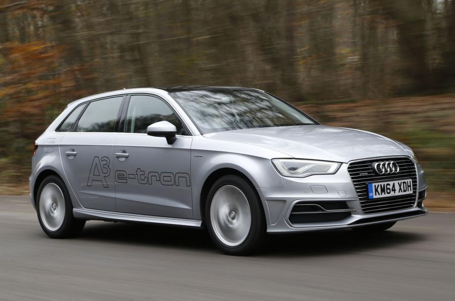 Audi plug-in hybrids