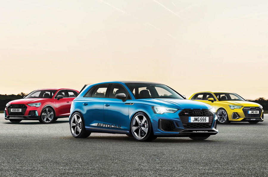 2020 Audi S3 Review.New 2020 Audi A3 To Spawn Seven Strong Model Lineup Autocar