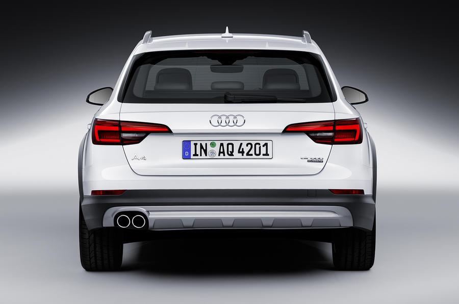 Audi A4 Allroad Detroit