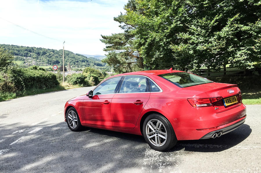 Audi A4 long-term test review: is quattro worth paying extra?